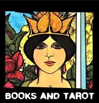 Spritual Books And Tarot Decks