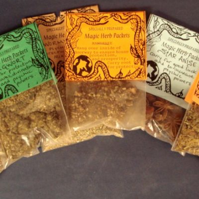 Magical Herbs and Roots -
