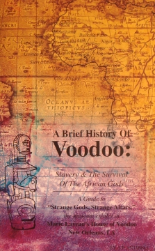 a history of voodoo Congo square, once the site of public voodoo rites : african religious practices found a clandestine home in the city's early history.